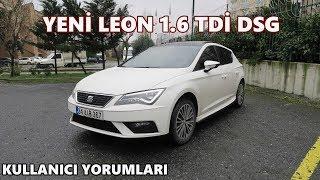 Yeni Seat Leon 1.6 Tdi Dsg   Test Sürüşü   İnceleme
