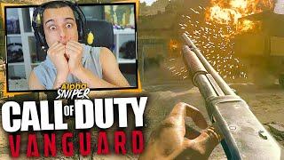 Call Of Duty: VANGUARD NUEVO GAMEPLAY TRAILER OFICIAL - AlphaSniper97