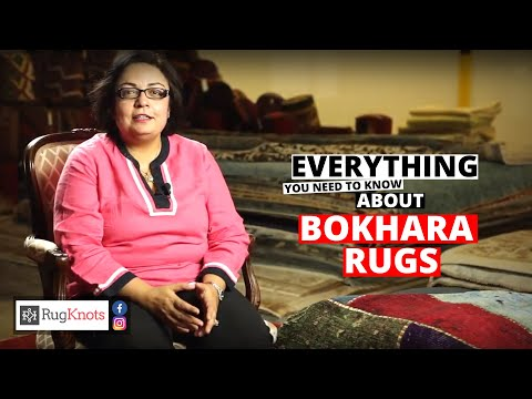 Rugknots.com | Types of Oriental Rugs for Your Home: Bokhara