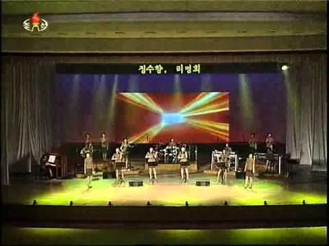 [Concert] Moranbong Band (August 25, 2012) {DPRK Music}