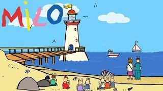 Milo - Le Phare S01EP14 | Dessin animé pour les enfants
