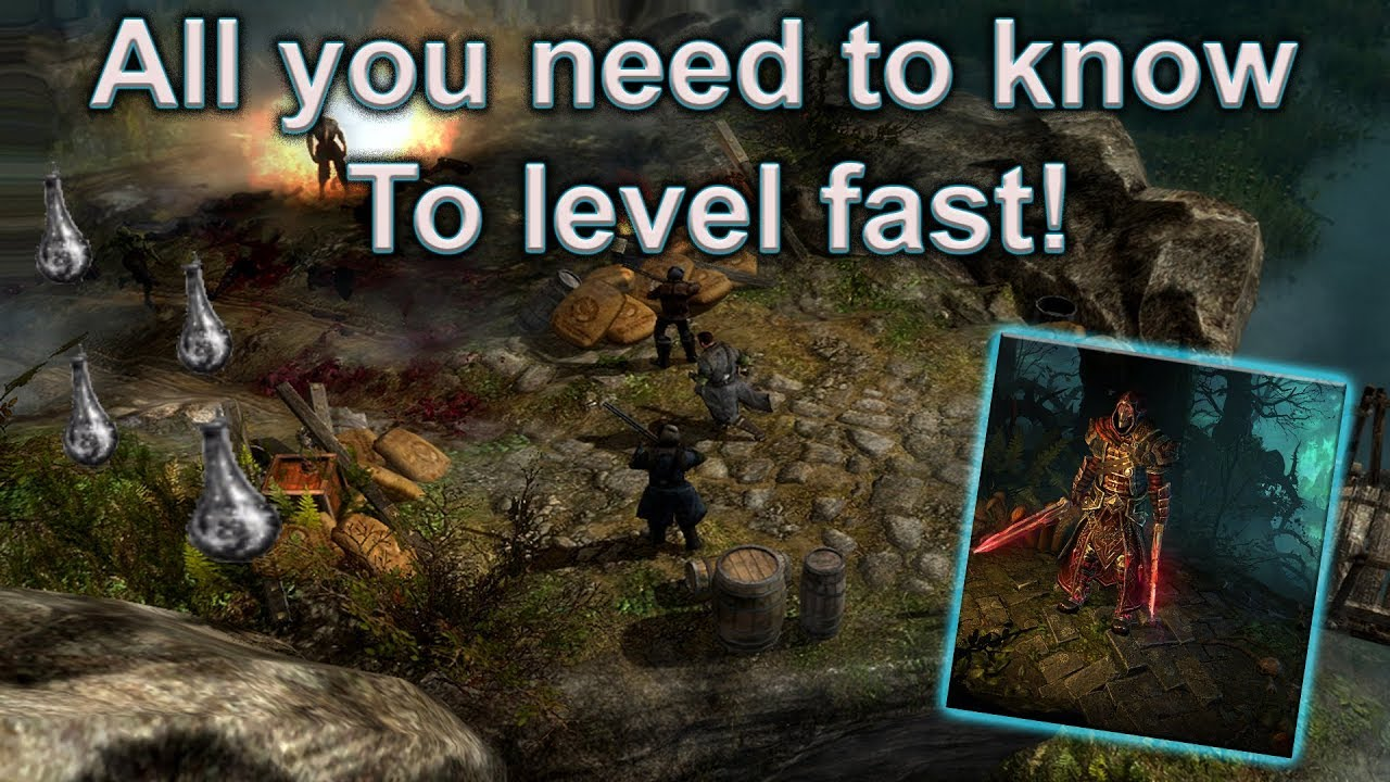 Grim Dawn: Level up the fastest way possible ! Level Guide