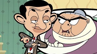 Caring Bean | Funny Episodes | Mr Bean Cartoon World