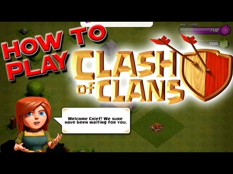 How to Play Clash of Clans - Beginner's Guide - Upgrading & Goblins
