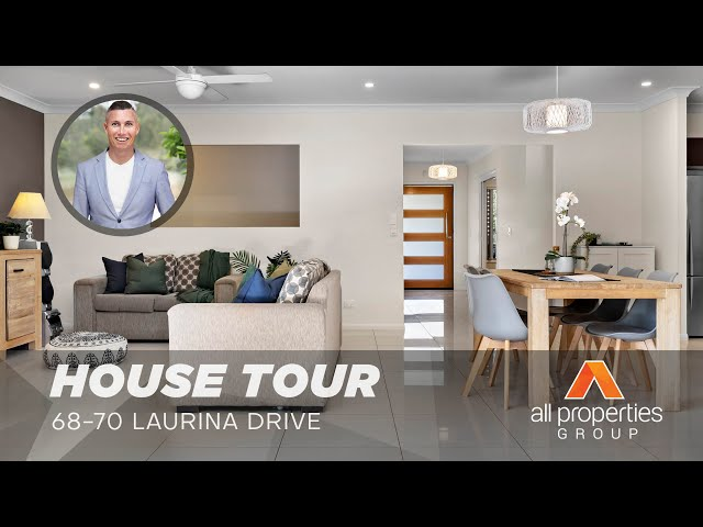 HOUSE TOUR   68-70 Laurina Drive, New Beith   CHRIS GILMOUR