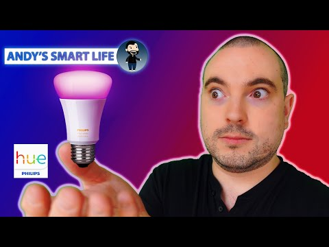 Get Started with Smart Lights & Get to Know Philips Hue
