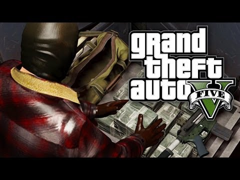 XpertThief - Money Mission (GTA 5 Rap)