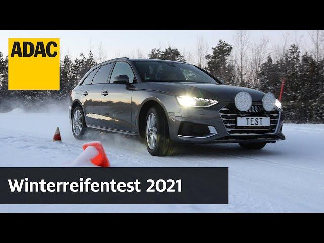 ADAC Winterreifentest 2021: Gewinner und Verlierer | ADAC