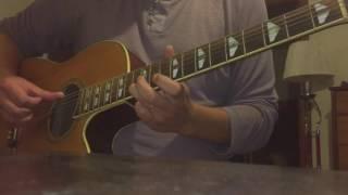 Scorpions Wind of change (соло, вступление). Первые шаги и уроки на гитаре