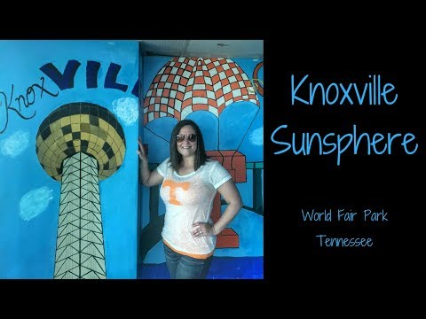 Knoxville Sunsphere | Roadside Attraction in Tennessee