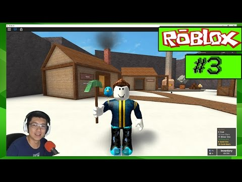 Emerald Pickaxe - Epic Mining 2 Roblox Indonesia - Part 3