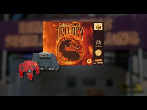 Gameplay : Mortal Kombat Trilogy [Nintendo 64]