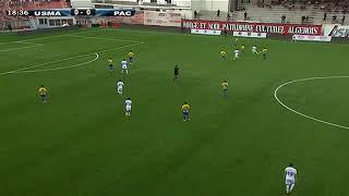 ملخص أهداف نادي بارادو 1-3 اتحاد العاصمة PAC 1-3 USMA