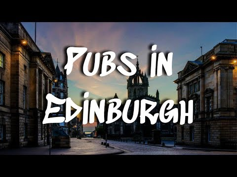 Pubs In Edinburgh, Scotland || The Story Of Half-Hangit Maggie
