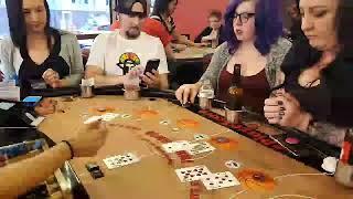 Blackjack livestream from Pląza Hotel & Casino!