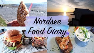 Gambar cover Wochenende in Büsum - Nordsee Food Diary
