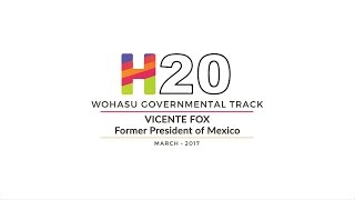 Vincent Fox – Former President of Mexico – H20