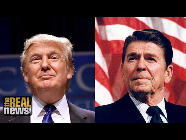 Trump Budget...Reaganomics Plus Military Keynesianism Equals Deficit Boom