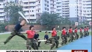 Women in Chinese military