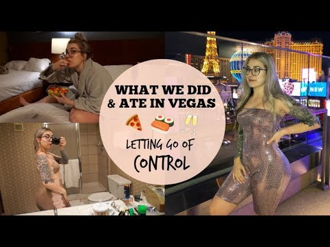 What We Did & Ate In Vegas // Letting Go Of Control + Wine Talks!