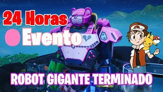 *Directo 24H* Evento Del Robot/Horario En La Descripción | Fortnite Temporada 9