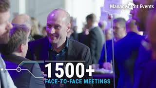 The biggest IT event in the Nordics | 600Minutes Executive IT 2019 Sweden | Event highlights