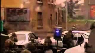 British Army vs IRA - Belfast 1992