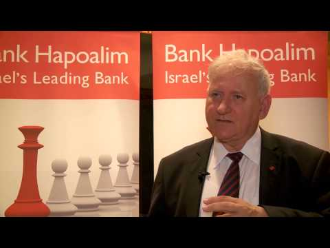 JPostTV: Bank Hapoalim: World Is Interested In Israel's Gas Sector.