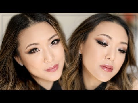 DATE MAKEUP TUTORIAL (ALL Drugstore Going Out Look) thumbnail