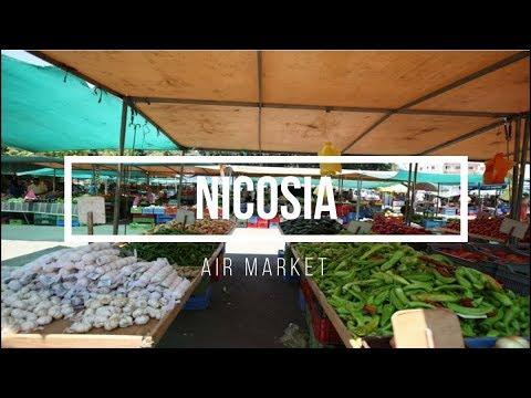 Nicosia - Air Market / místní tržnice