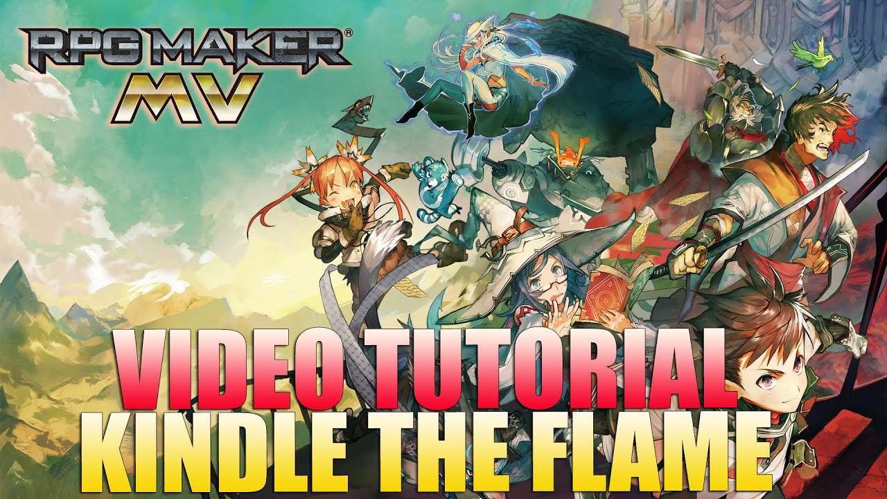 RPG Maker MV Tutorial: Cooking/Survival/Camp Fire Tutorial