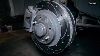 Бюджетный тюнинг тормозной системы Ваз(Тюнинг тормозной системы Ваз 2114: установка передних 14