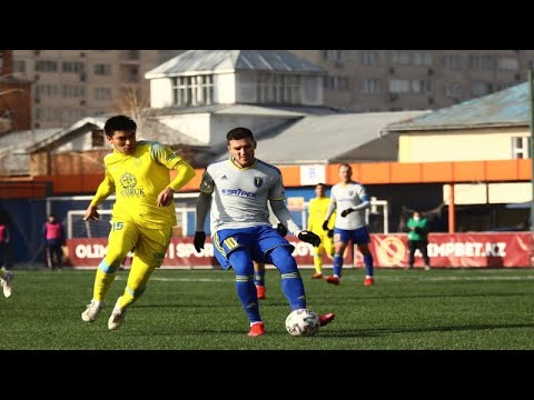 Zhetysu FC Astana Match Highlights