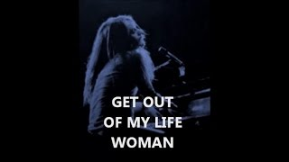 leon russell get out of my life woman