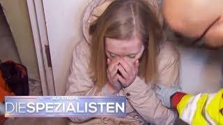 Suche im Gruselhaus nach Celine & Josi: Was ist passiert?   Birgit Maas   Die Spezialisten   SAT.1
