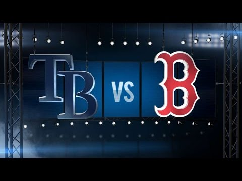 7816: Hill shines, Ortiz homers in Red Sox win