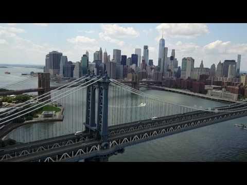 DJI Mavic Pro Drone - Dumbo & Williamsburg - Brooklyn, NY