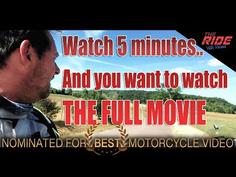 Motorcycle Journey Documentary – My FIRST long Solo 4000 km ride through Europe.