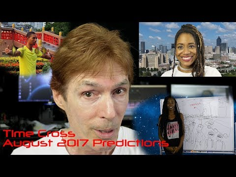 Remote Viewing August 2017 Plus June Summary: Farsight Predictions