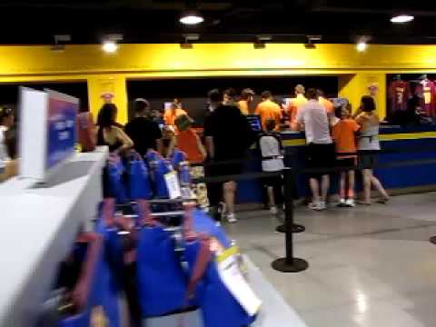 Barcelona FC Shop III