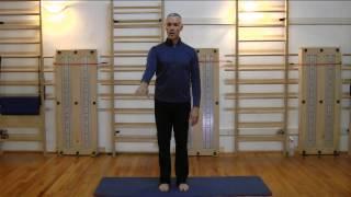 A Body Movement & Awareness Practice: Part 1