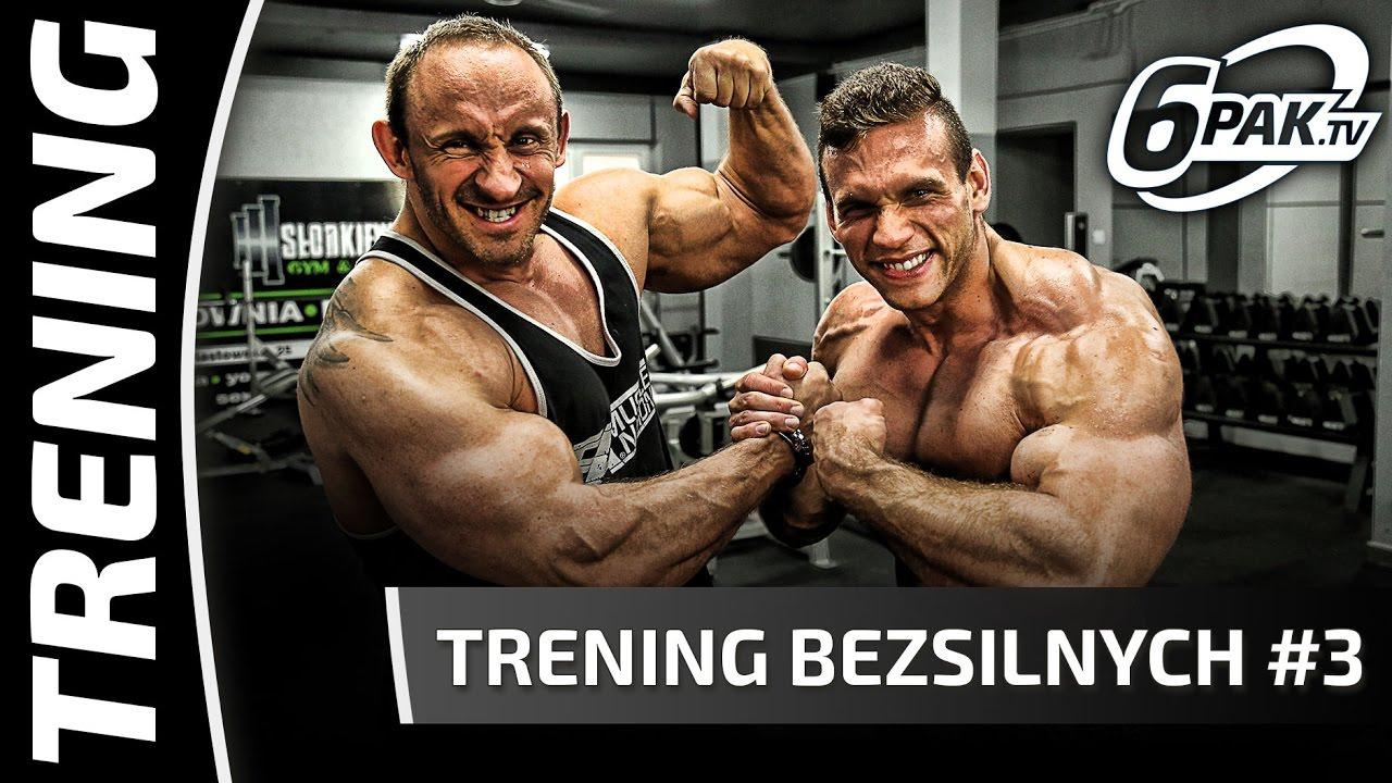 Trening bezsilnych #3 – Radek Słodkiewicz vs. Piotrek Borecki