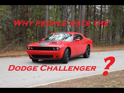 Why People Hate The Dodge Challenger