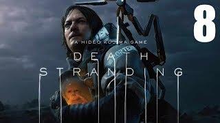 DEATH STRANDING | Capítulo 8 | Viaje en barco con Fragile... ¿uwu?