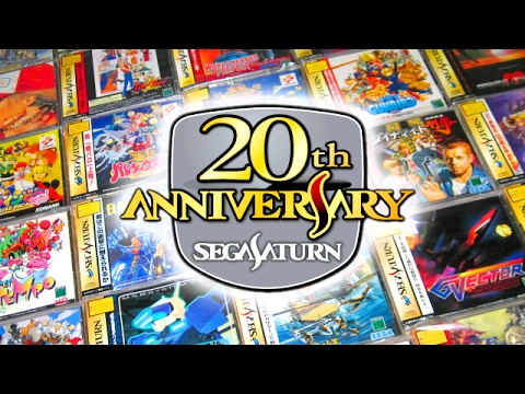 20 Years SEGA Saturn!! (Declaration of Love) My personal TOP 20
