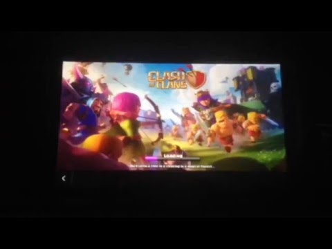 Clash Of Clans for Blackberry Z3