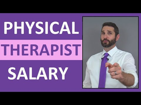 Physical Therapist Salary | How Much Money Does a Physical T