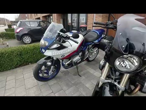 bmw r1100s boxercup youtube. Black Bedroom Furniture Sets. Home Design Ideas