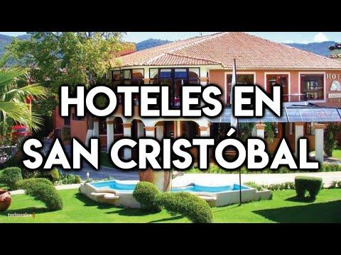 Top 10 Hoteles en San Cristóbal de las Casas