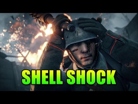 Shell Shock - Squad Up | Battlefield 1 DLC Gameplay